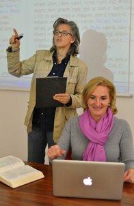 Ausbildungsleiterin Frau Elisabeth Majhenić